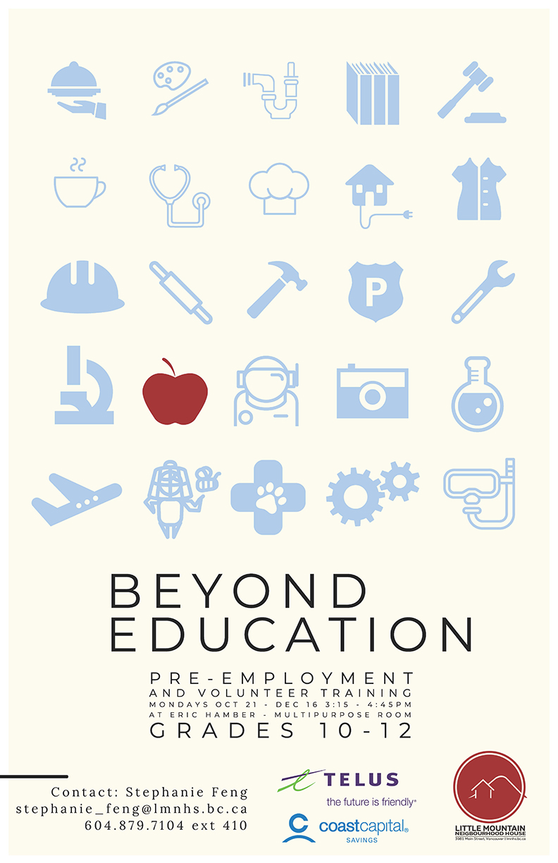 Beyond Education – Hamber Poster