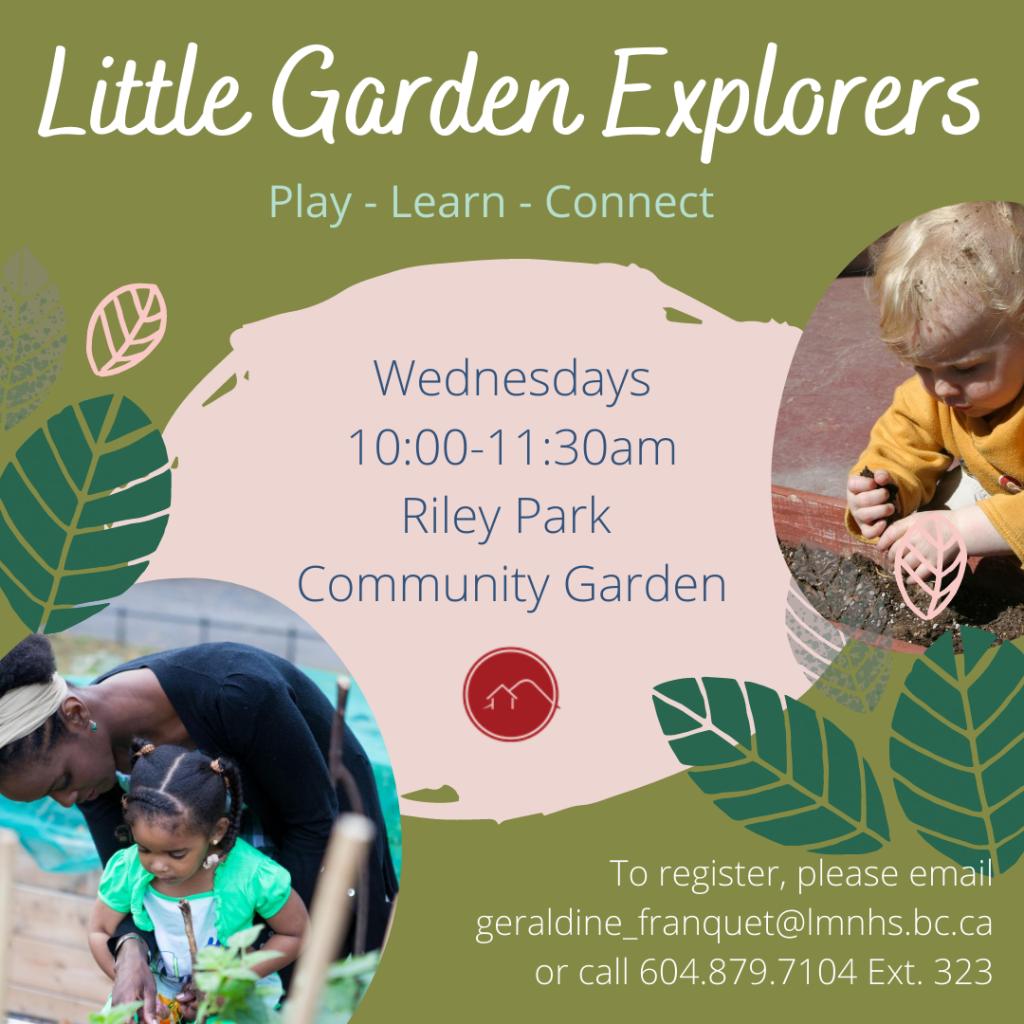 Little Garden Explorers