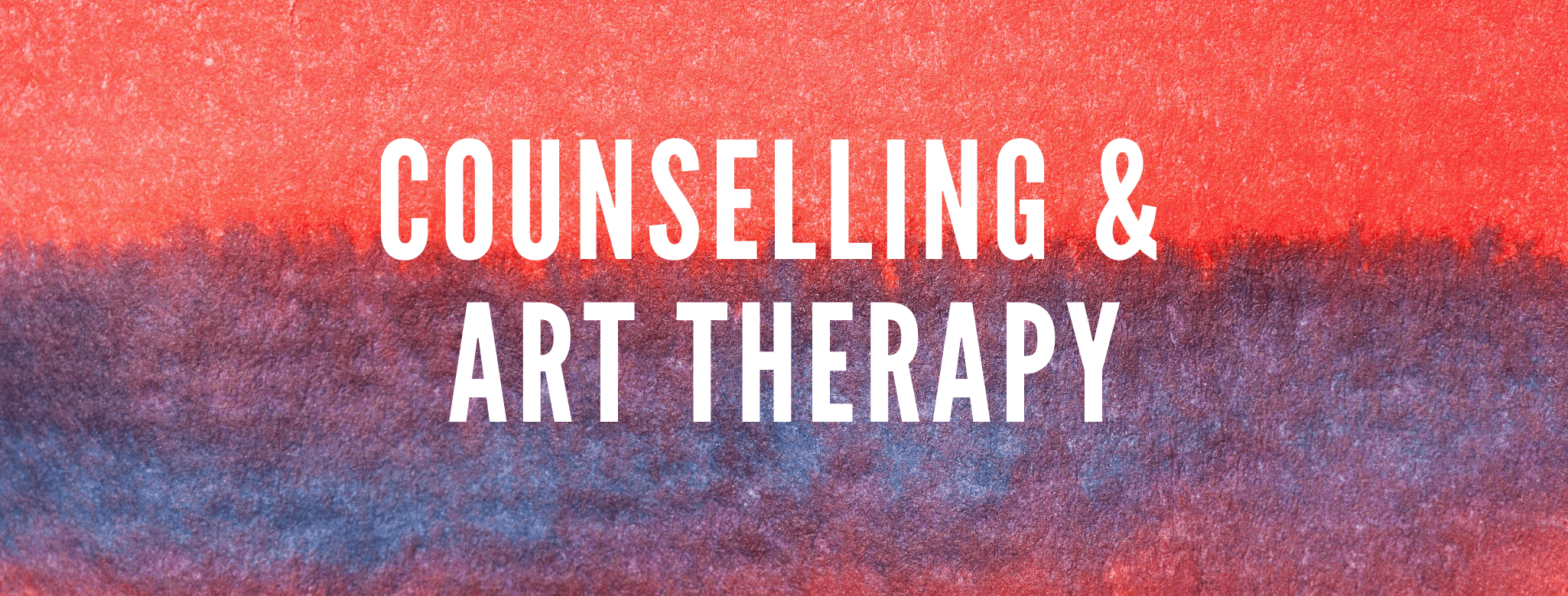 counselling and art therapy