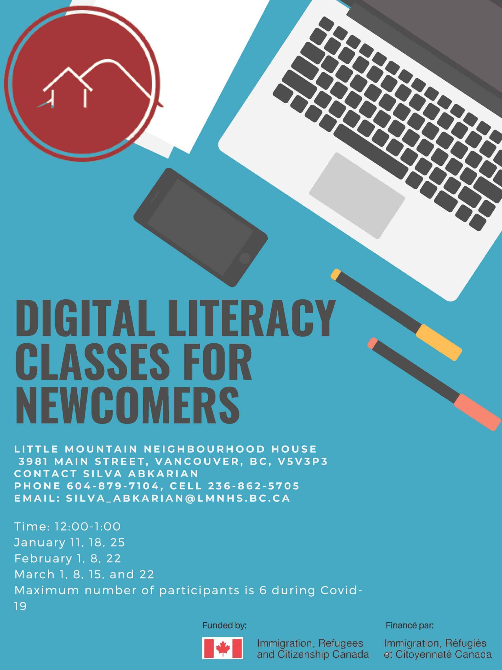 Digital Literacy Class