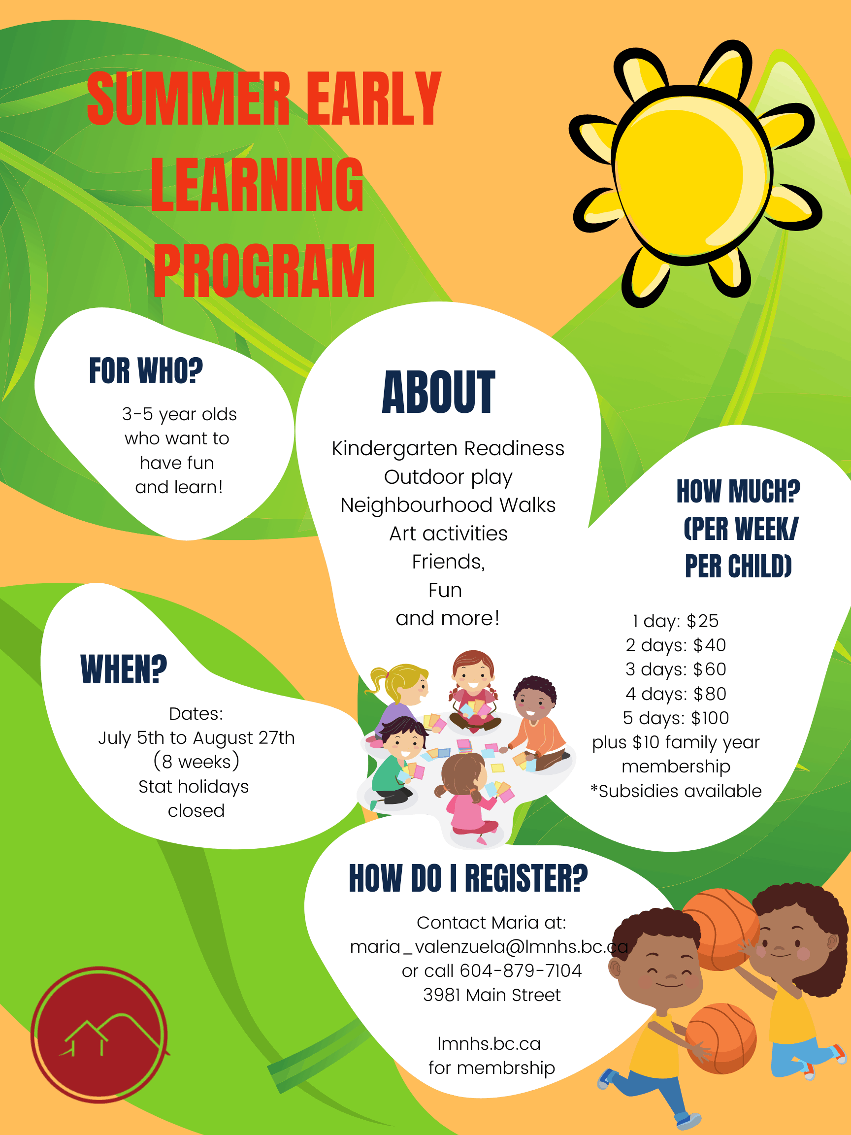 Summer early learning (1)
