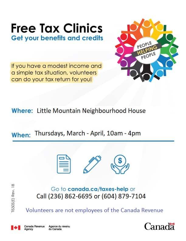 Free Tax Clinic